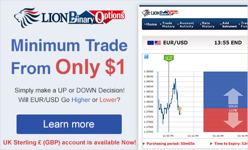 Hirose uk binary option